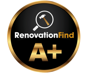 RenovationFind Certified Circular Gold A+ rating